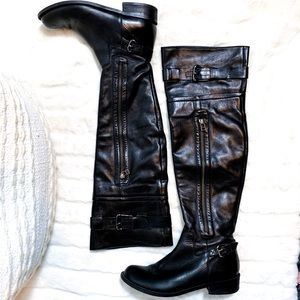 Steven by Steve Madden Sabra over the knee boots